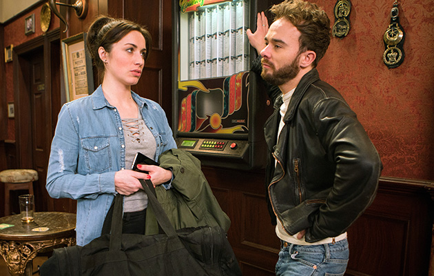 Coronation Street spoilers: Shona hopes for making up are dashed by David