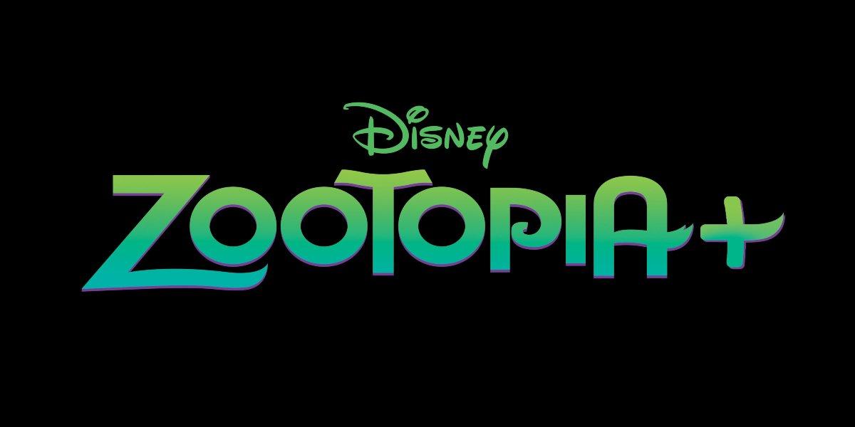 Zootopia+ title card