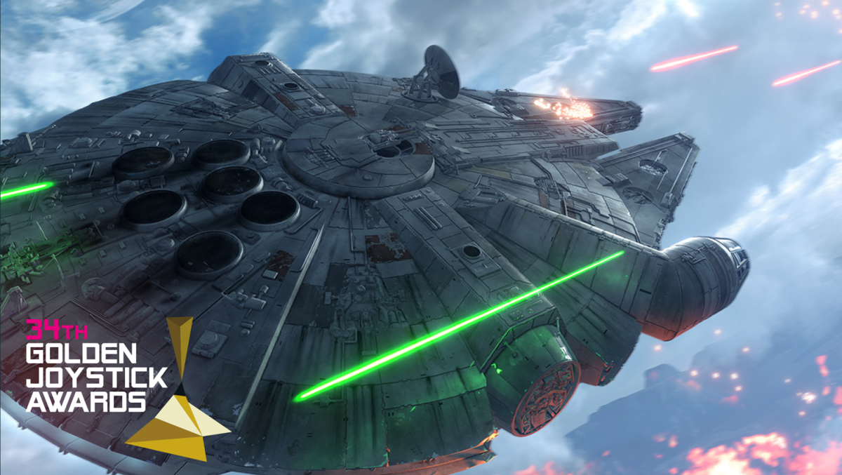 Climbing high with Faith, soaring in the Millennium Falcon… what's your greatest gaming moment of 2016?