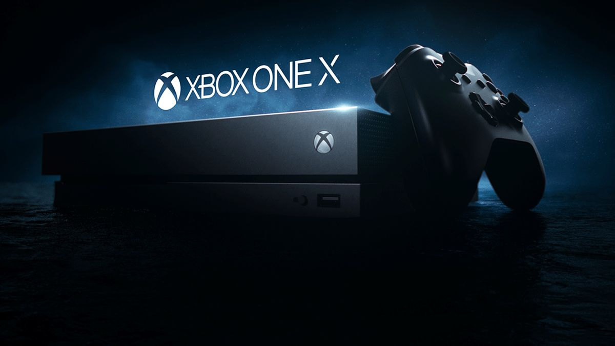 Xbox One X Review Techradar