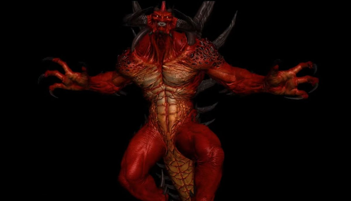 Check out some of Diablo 2: Resurrected's remastered enemies up close - PC Gamer