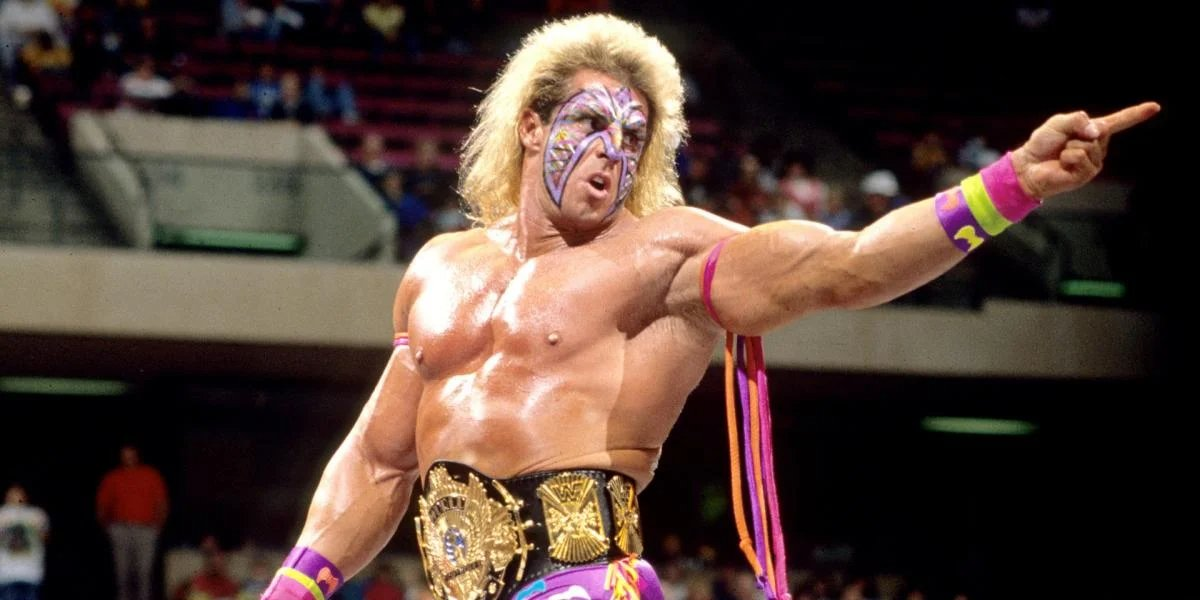 The Ultimate Warrior in WWE