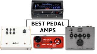10 best pedal amps 2021: Including the top amp simulator pedals