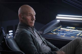 Patrick Stewart as Jean-Luc Picard in 'Star Trek: Picard'