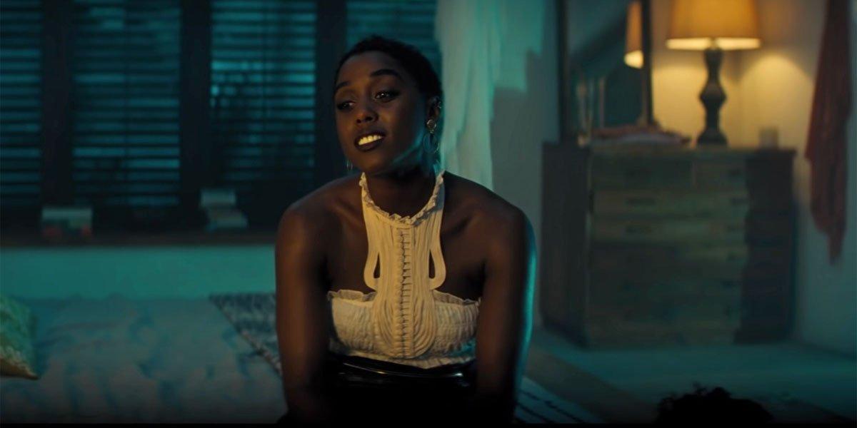 Lashana Lynch as a 00 in Bond 25 No Time To Die Trailer