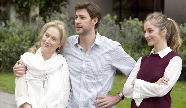 It's Complicated Meryl Streep John Krasinski lawn scene