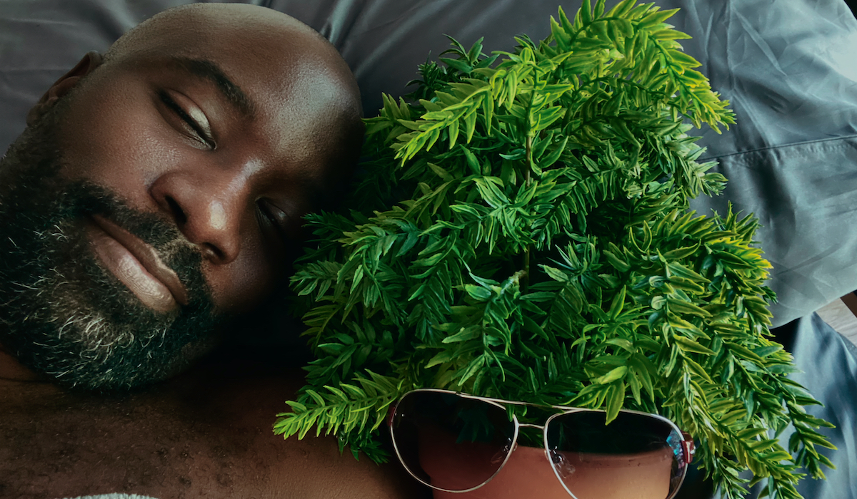 social distance netflix mike colter