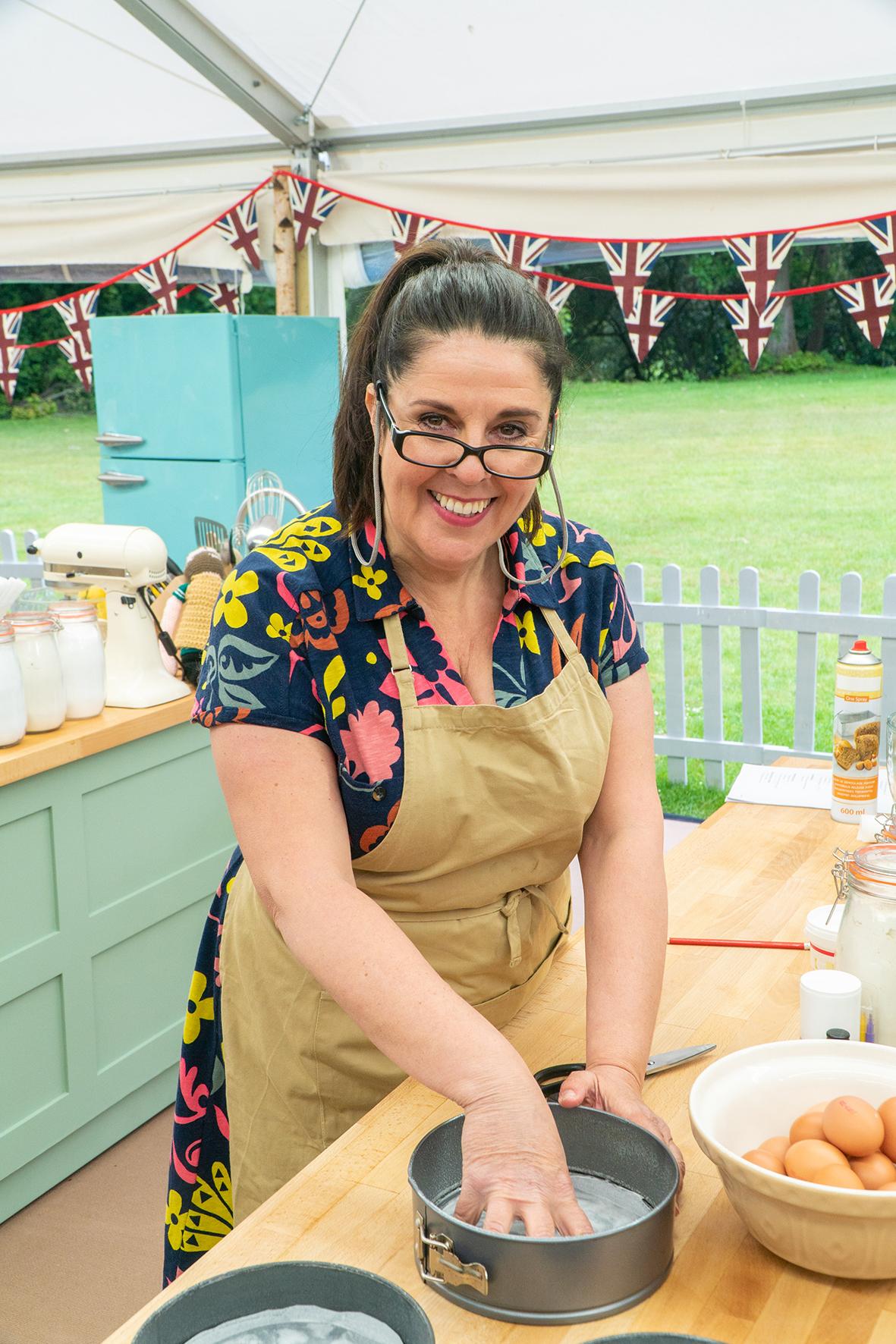 Amanda The Great British Bake Off