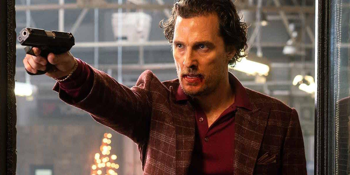 Matthew McConaughey as Michael 'Mickey' Pearson in The Gentlemen (2019)