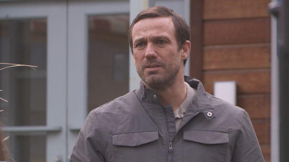 Warren Fox in Hollyoaks