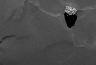 'Cheops' Boulder on Comet 67P/Churyumov-Gerasimenko