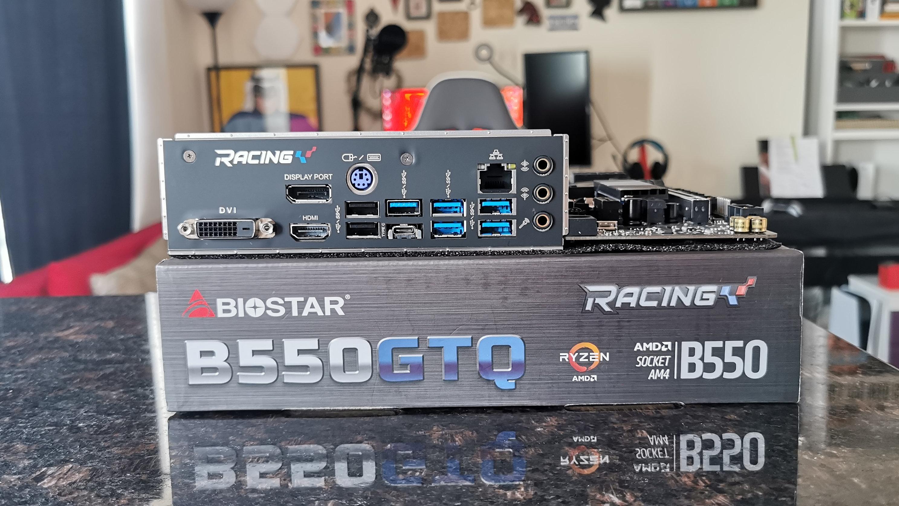 Biostar B550GTQ