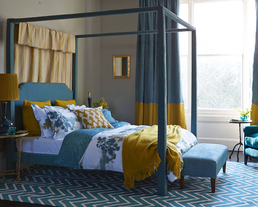 Bedroom colour ideas