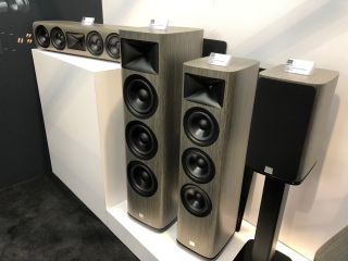 CEDIA Expo: Revel and JBL expand upmarket hi-fi and home cinema speaker ranges