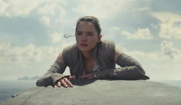 Rey, abandoned by Luke?