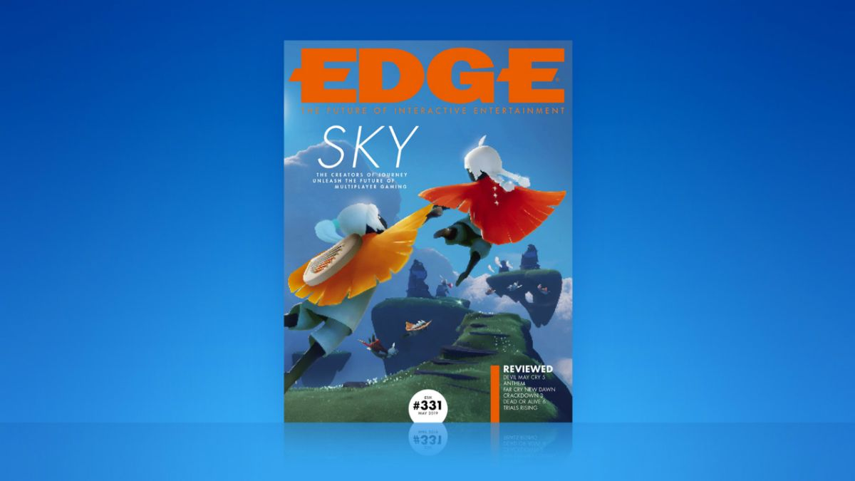Thatgamecompany's new game, Sky, unleashes the future of multiplayer in exclusive Edge magazine cover story