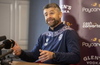 Motherwell Press Conference