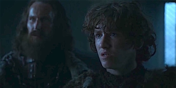 Game Of Thrones Rickon Just Shut Down A Big Fan Theory Cinemablend