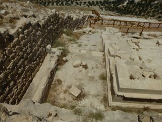 tomb thought to be herod's