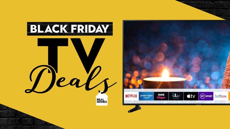Black Friday TV deals at Real Homes