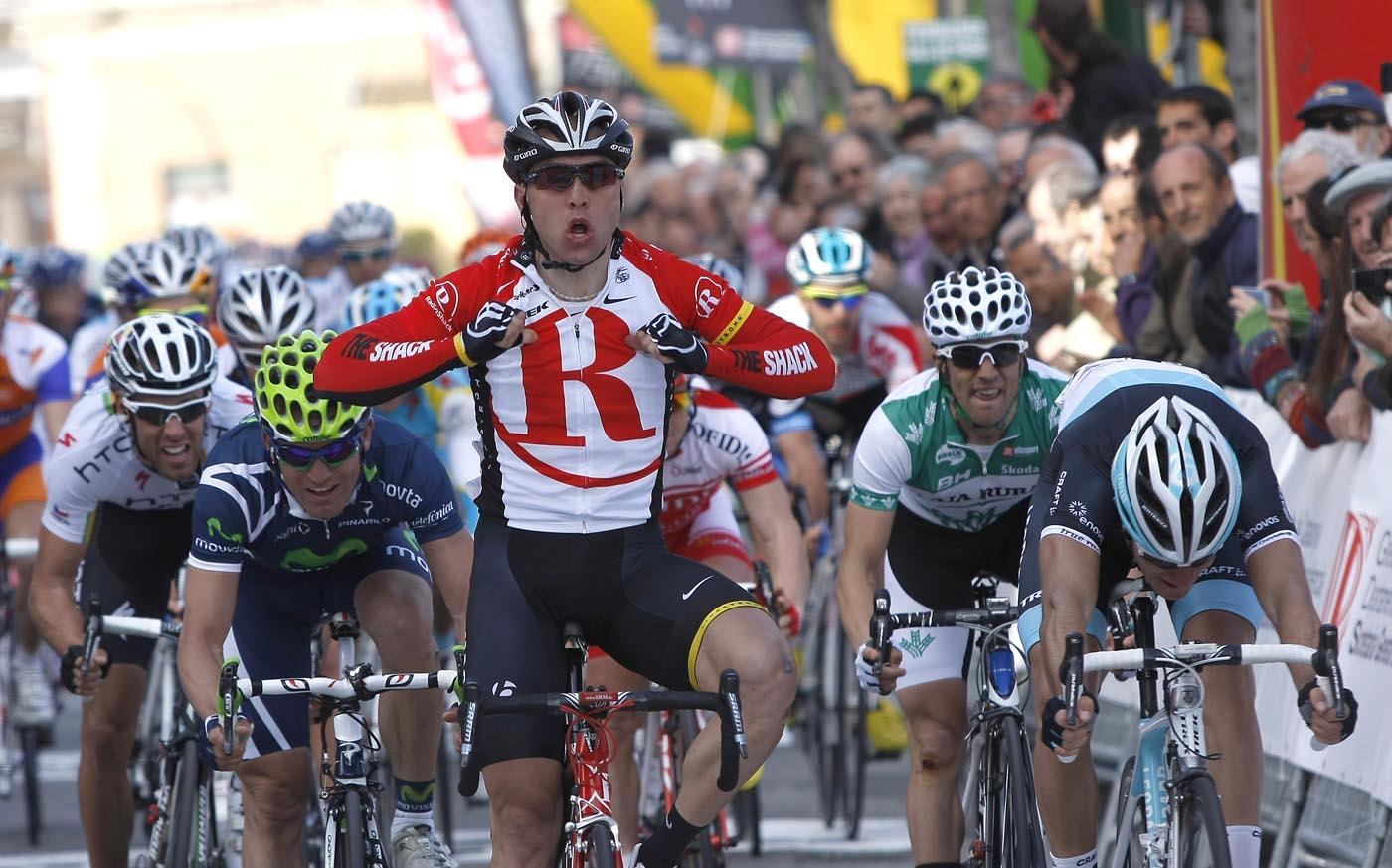Manuel Cardoso, Volta a Catalunya 2011, stage four