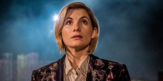 Jodie Whittaker as The Doctor on Doctor Who