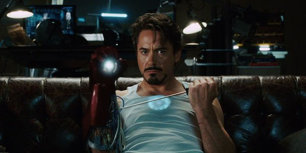 Watch Robert Downey Jr.'s Audition To Play Iron Man
