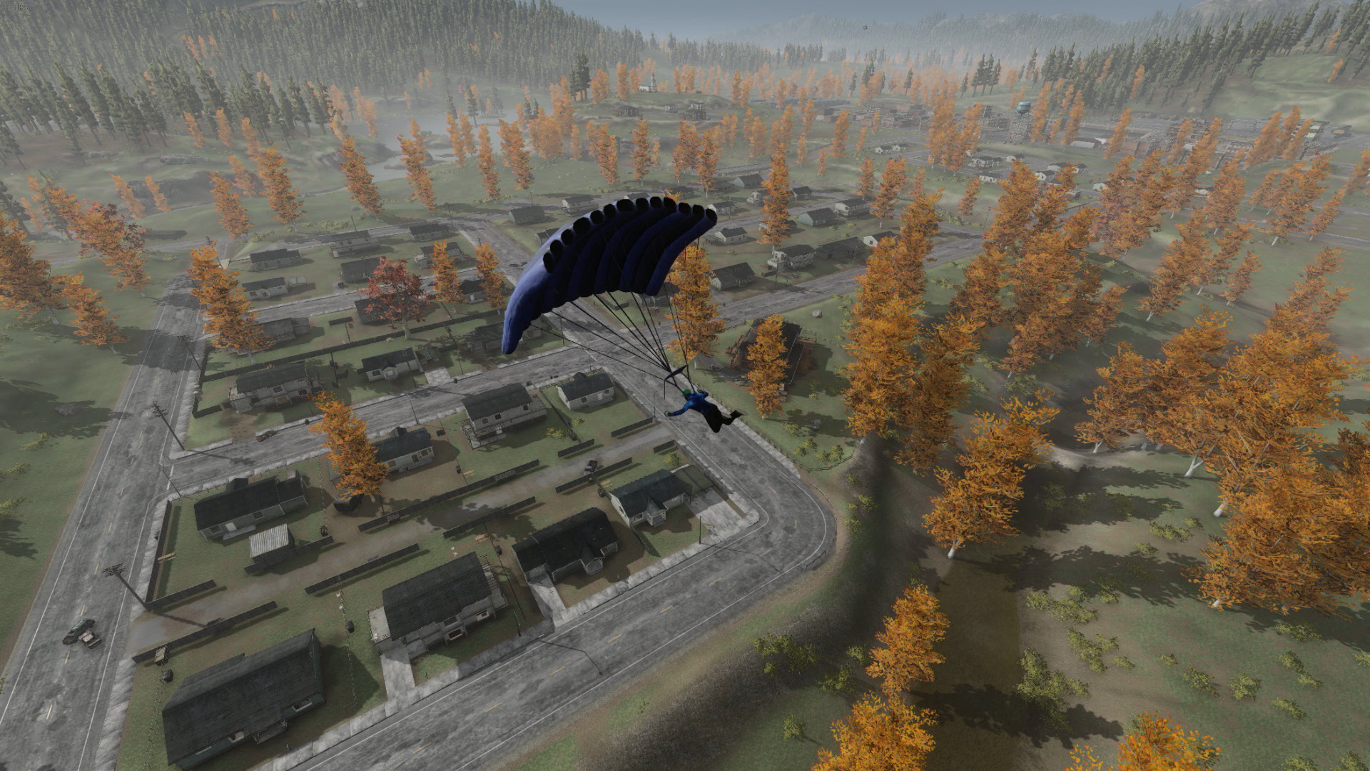H1Z1 releases a new 8x8km map called Outbreak | PC Gamer