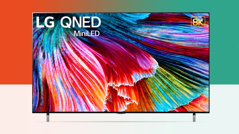 LG QNED 4K & 8K TV