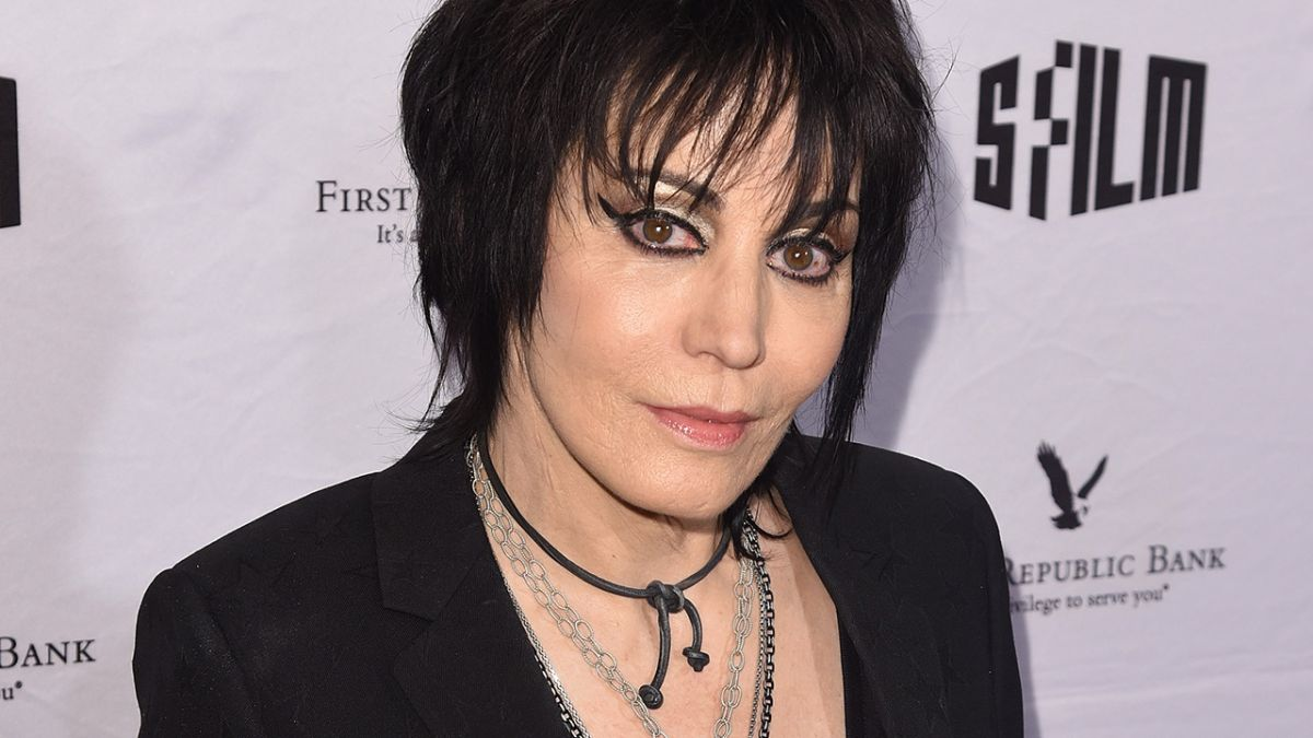 Joan Jett: I wouldn't feel comfortable touring right now