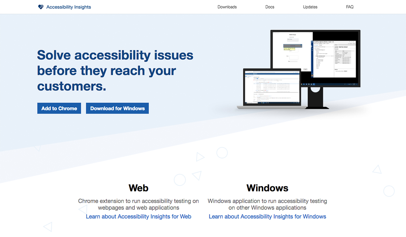 Accessibility Insights