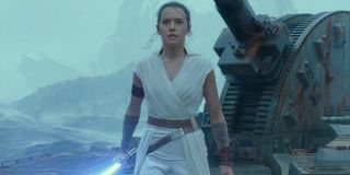 Daisy Ridley as Rey in Star Wars: The Rise of Skywalker (2019)