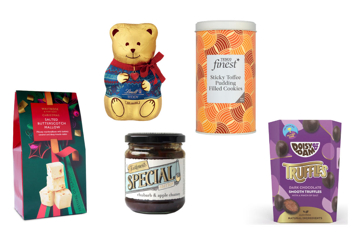 Woman and Home Christmas taste tests 2020 winners little presents