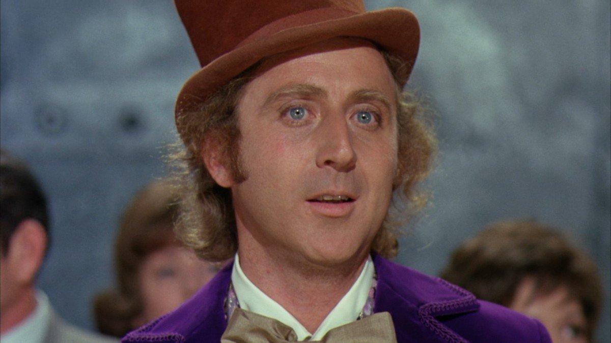 Gene Wilder - Willy Wonka and the Chocolate Factory