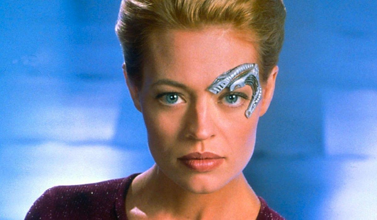 Seven Of Nine Star Trek