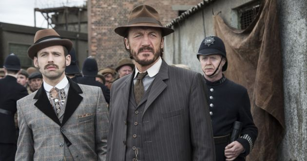 Ripper Street Series 4 is here!
