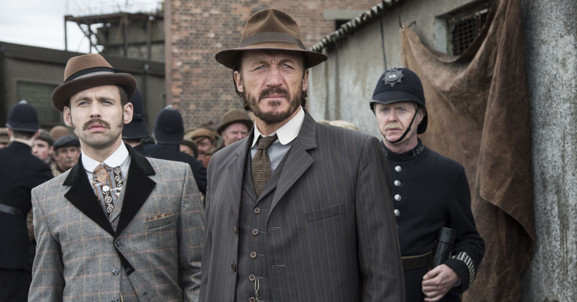 ripper street cast reveal paranoia and jealousy