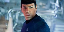 Star Trek's Zachary Quinto Gives Realistic Update About Possible Fourth Movie