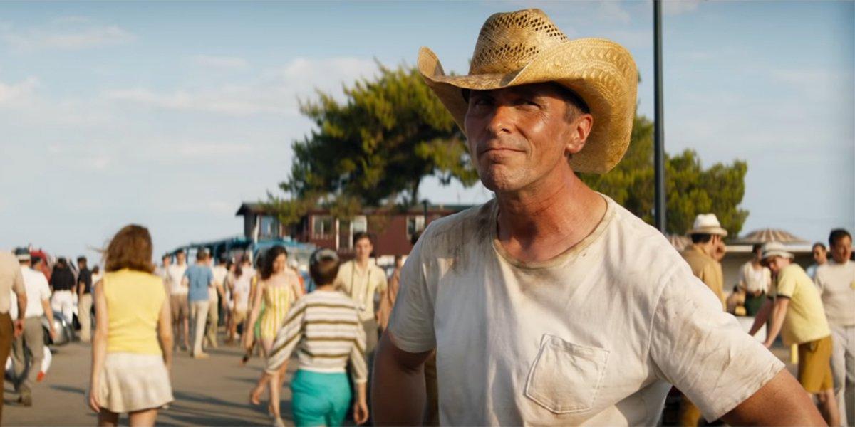 One Sweet Ford V Ferrari Scene Was Improvised By Christian Bale - CINEMABLEND