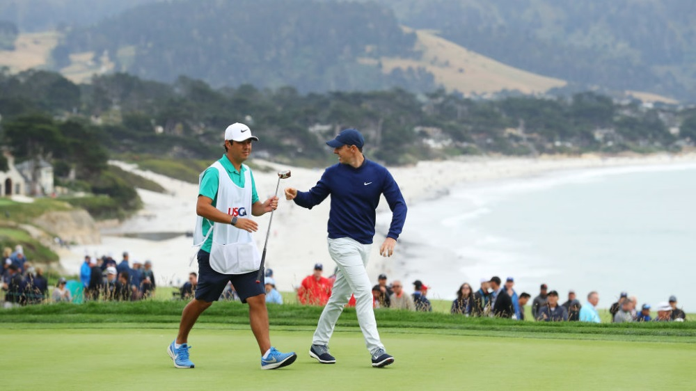 How to watch the US Open: live stream Pebble Beach final