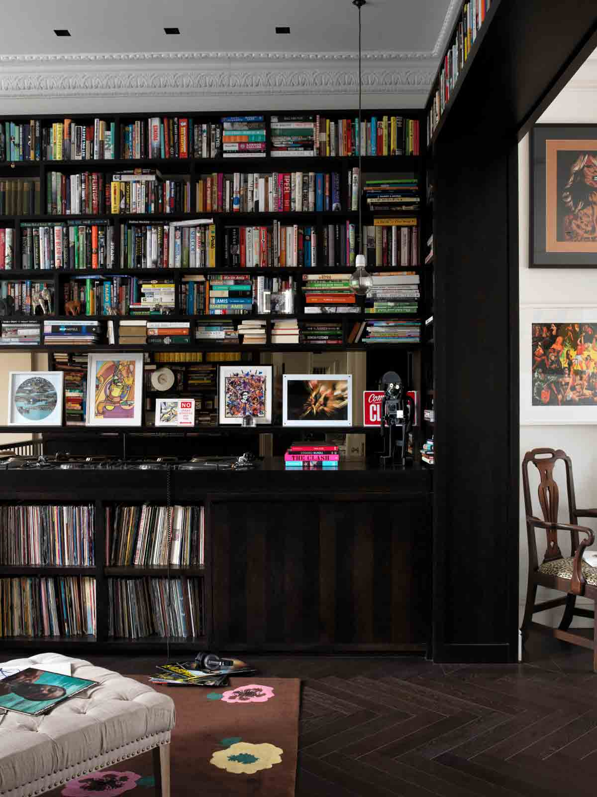 Get The Look The Built In Shelving, Created By Architects Stiff