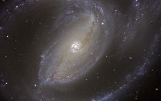 Spiral Galaxy NGC 1097 1920