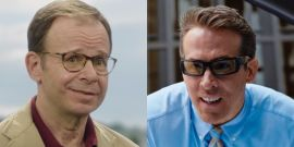 Ryan Reynolds Has A Spot-On Response After Rick Moranis Got Sucker Punched