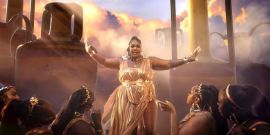 Lizzo Reacts To Fans Calling For Her To Be Cast In Disney's Live-Action Hercules