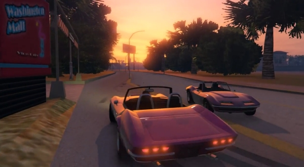 GTA 5 Mod Remakes Vice City - CINEMABLEND