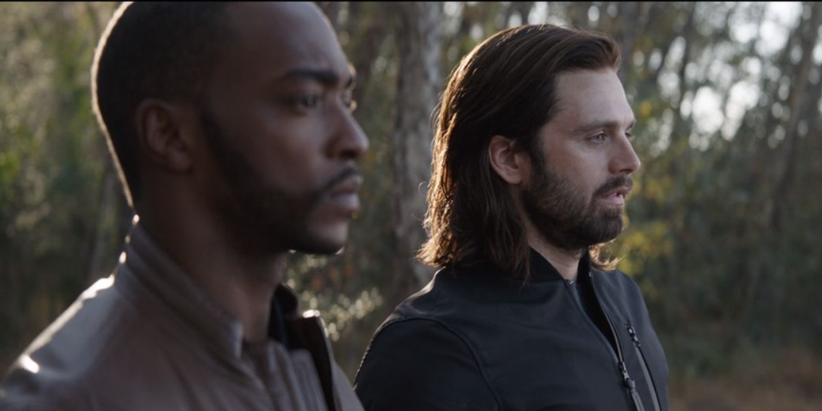 Yes, Bucky Knew About Captain America's Time Traveling Plans In Avengers: Endgame