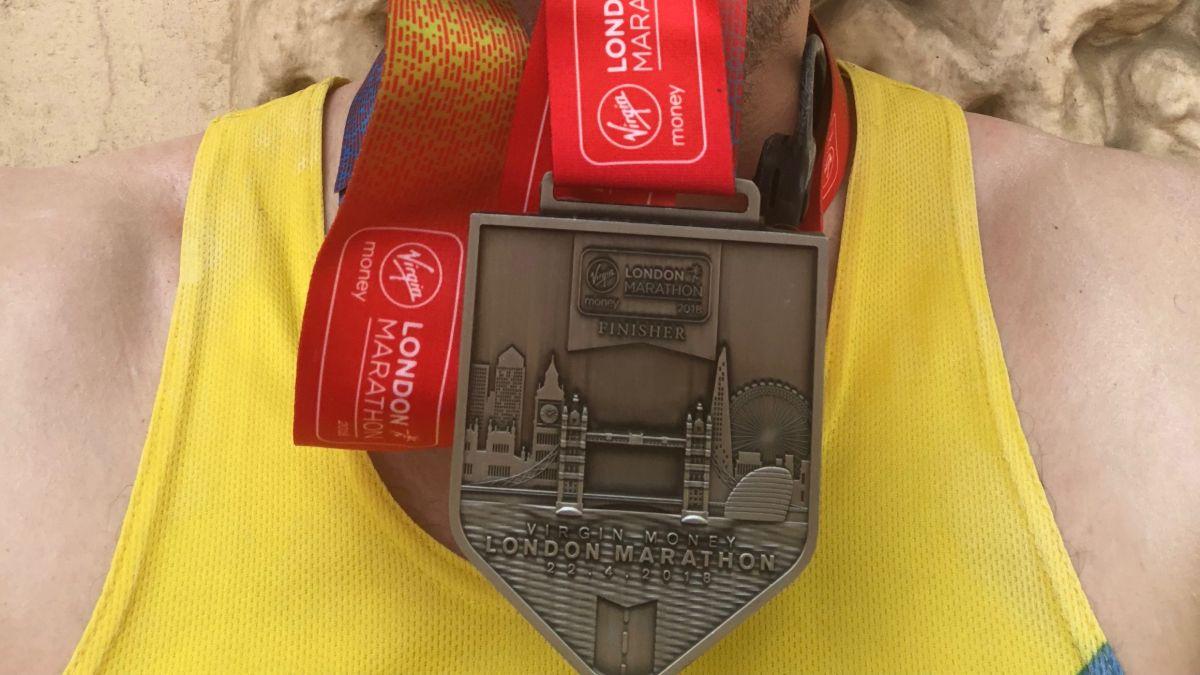 London Marathon 2018: did tech wreck my race?