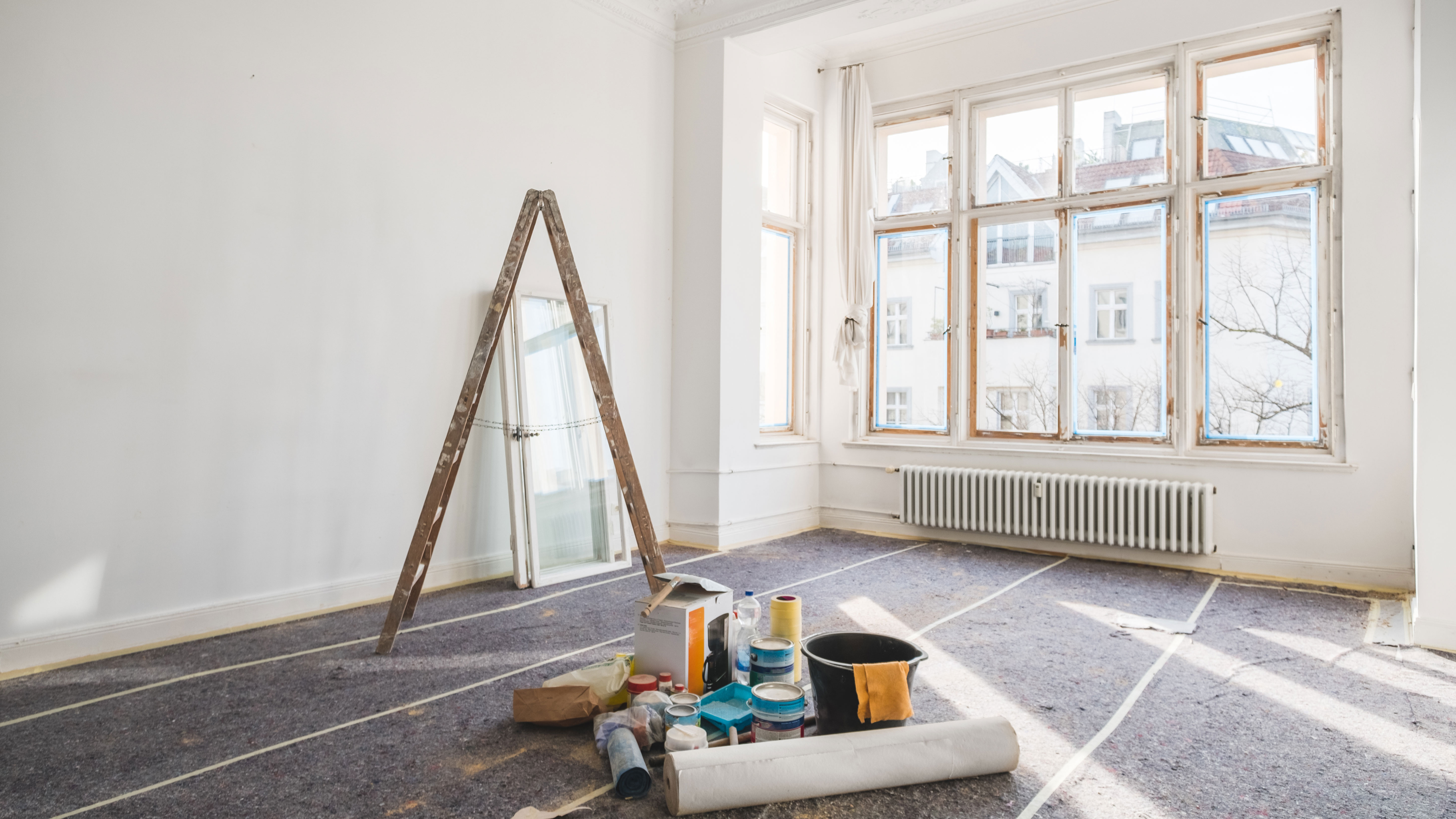 living on site while renovating: 22 top tips | real homes