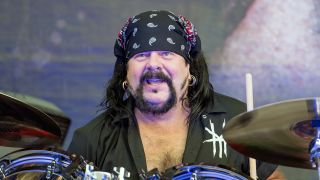 A picture of Vinnie Paul