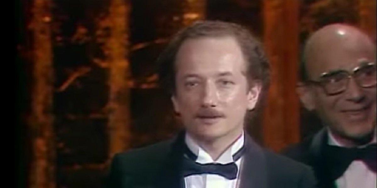 Jonathan Tunick Wins 1978 Academy Award